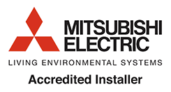 Mitsubishi Registered Installer